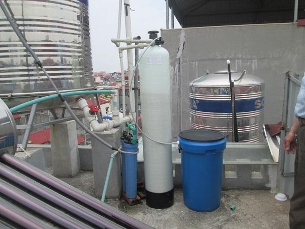 Hệ thống xử lý nước sạch cho cơ quan và xí nghiệp