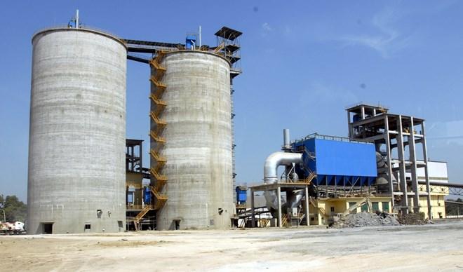 Hệ thống xử lý khí thải nhà máy xi măng