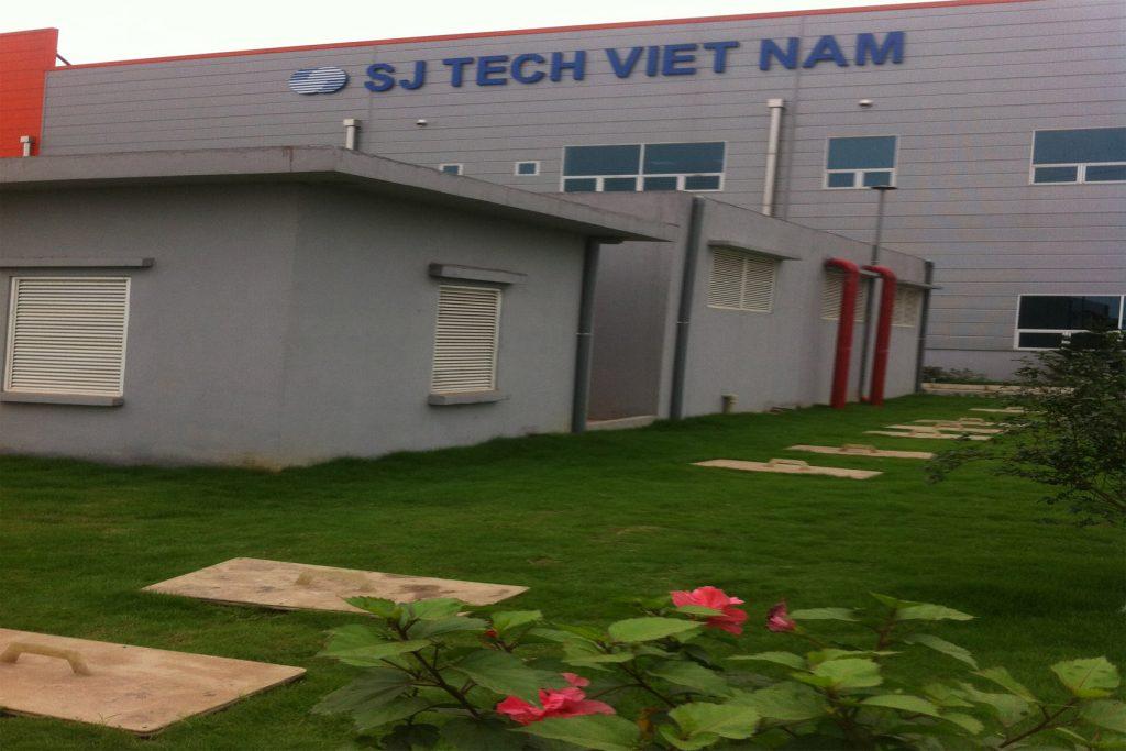 Hệ thống xử lý nước thải sinh hoạt tại Bắc Ninh