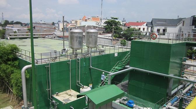 Tư vấn xây dựng hệ thống xử lý nước thải nhà máy bia