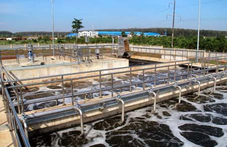 Bể xử lý nước thải công nghiệp