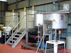 Hệ thống xử lý nước thải nhà hàng