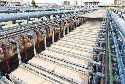 Công nghệ MBR xử lý nước thải