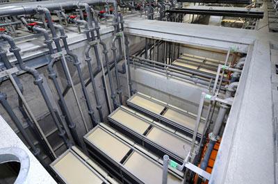 Xử lý nước thải bằng công nghệ MBR
