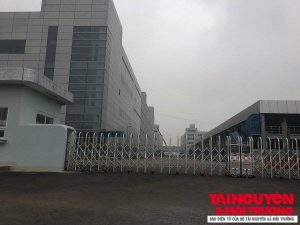 Công ty TNHH Công nghệ Lens Việt Nam.