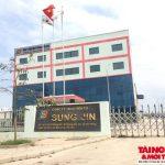 Công ty TNHH điện tử Sung Jin Việt Nam,
