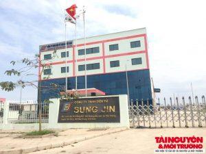 Công ty TNHH điện tử Sung Jin Việt Nam