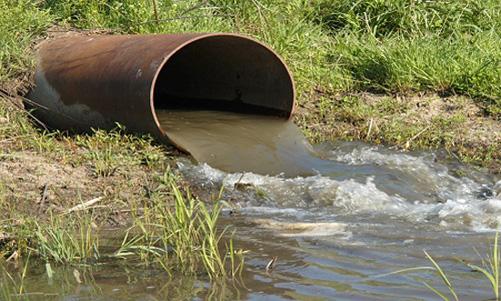 Xả nước thải vượt quy định