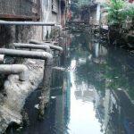 Dòng kênh thoát gây ô nhiễm