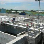 Thiết kế hệ thống xử lý nước thải khu công nghiệp