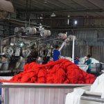 Xưởng dệt nhuộm