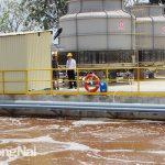 Trạm xử lý nước thải sản xuất giấy