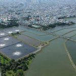 Nhà máy xử lý nước thải Bình Hưng Hòa