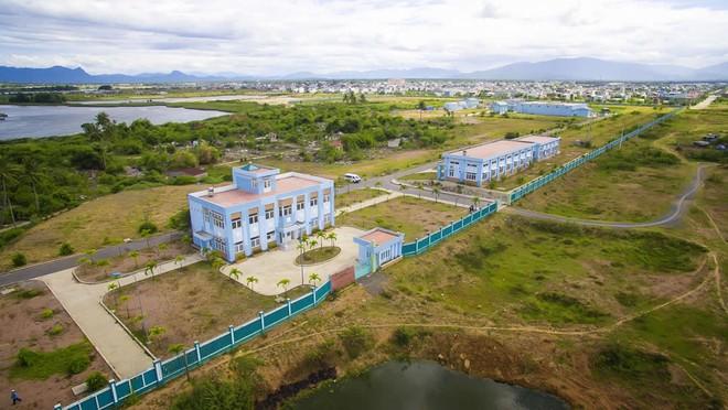 Trạm xử lý nước thải Hòa Xuân