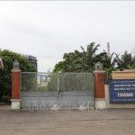 Nhà máy xử lý nước thải Thành Nam tại KCN Khánh Phú
